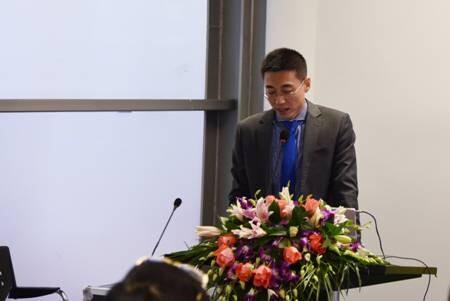 发布会由北京中印协华港国际展览有限公司总经理赵晖主持